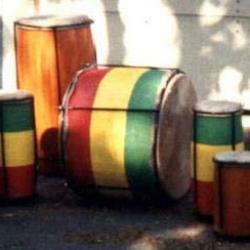 Nyabinghi Drums