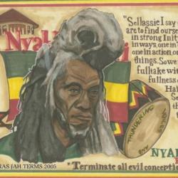 Ras Jah Terms 2005
