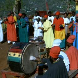 Cérémonie Bobo Ashanti