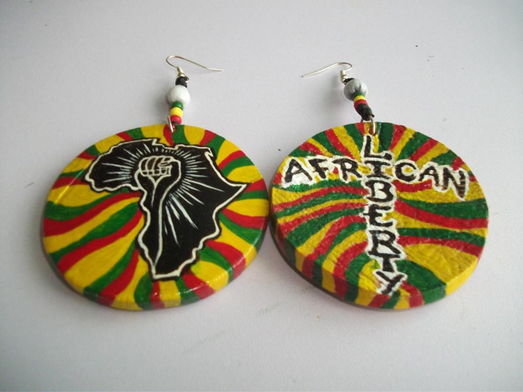 B d orey african liberty