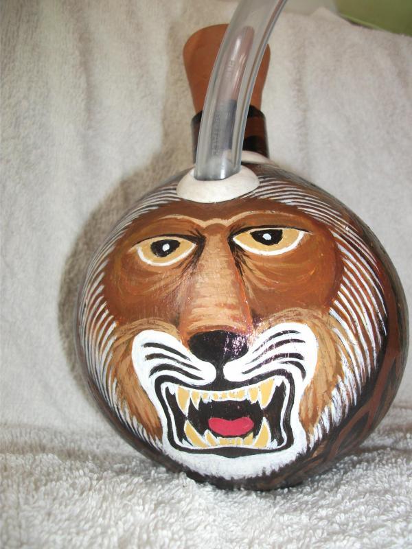 Chalice lion4
