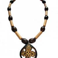 Collier croix ethiopienne 1