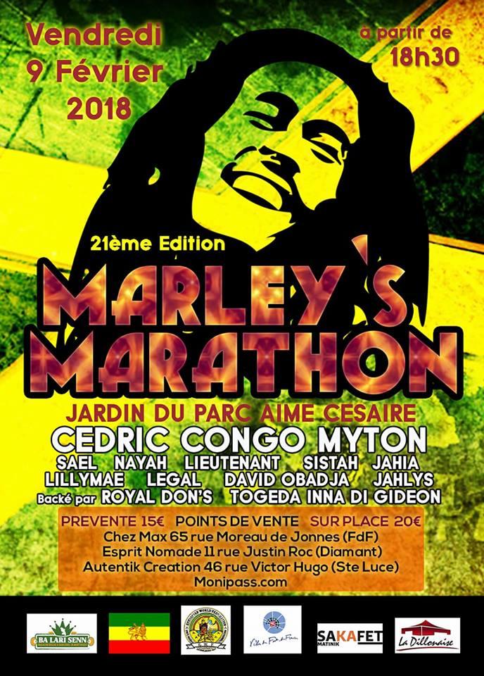 Marley s marathon 2018