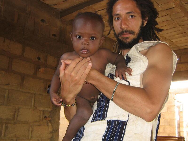 Nasara presentation area bebe de ouagadougou