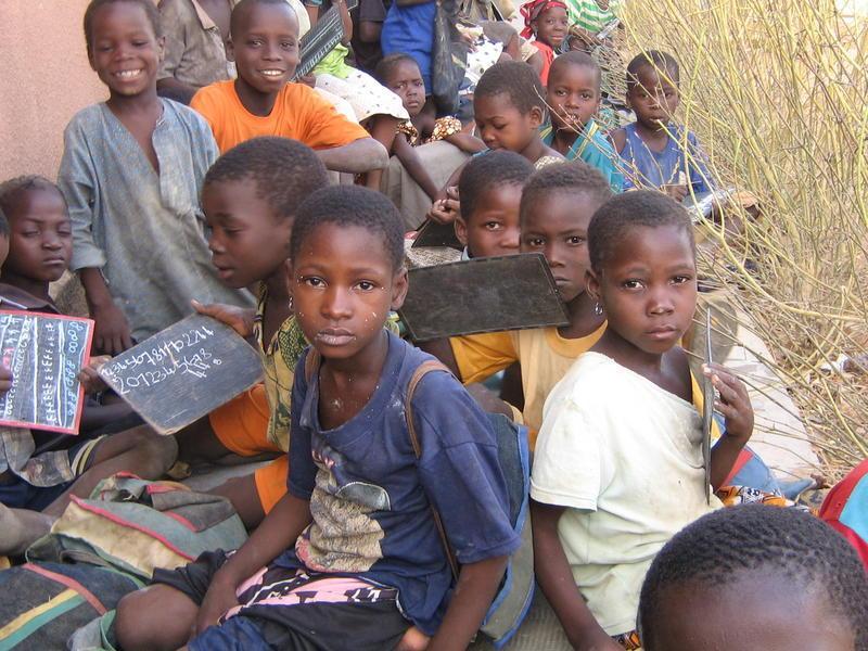 Nasara presentation area bebe de ouagadougou2