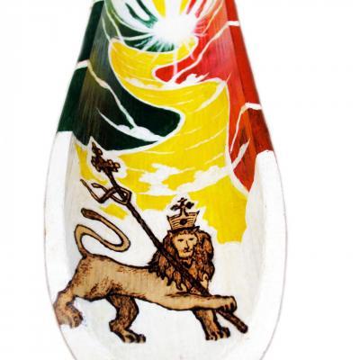 Porte encens jah lion 0